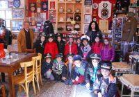 Μαθητές του 5ου Δημοτικού Σχολείου στο Αστυνομικό Μουσείο Καρδίτσας