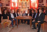 Η ηγεσία της Ελληνικής Αστυνομίας της Θεσσαλίας στο Αστυνομικό Μουσείο