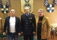Η συμμετοχή μας στην Έκθεση Αστυνομικών Κειμηλίων στη Διεύθυνση Αστυνομίας Λάρισας